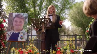 Idiotsitter-Funeral