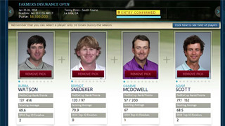 PGA-fantasy